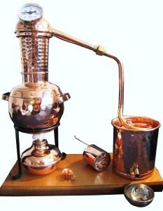"""Destille kaufen – 0,5 Liter Modell """"Kalif"""""""