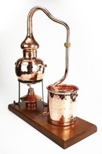 Mini Destille 0,5 L