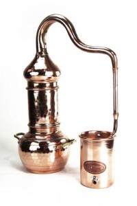 Destille kaufen – Kolonnenbrennerei 0,5L