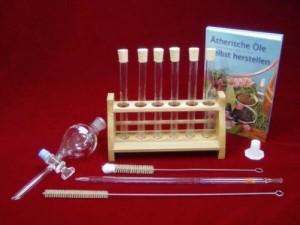 Destillator Ätherische Öle Set