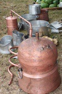 Destillator Kessel