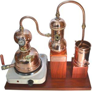 Destillieranlage Essential und High-End Destille