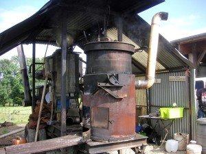 Mini Destille Eigenbau
