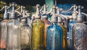 Schnaps selber machen alte Flaschen