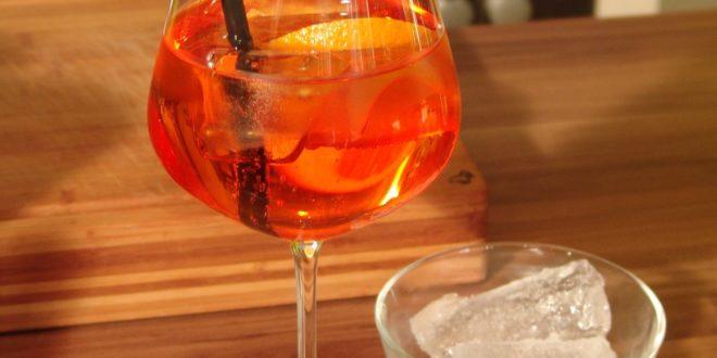 rezept für aperol spritz