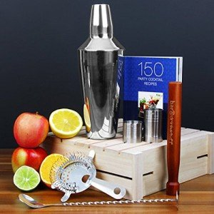 Cocktail mixen Shaker Set